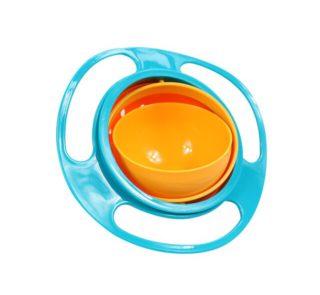 Magic-Bowl-360-Rotate-Spill-Proof-Infants-Toddler-Baby-Kids-Training-Feeding-Bowl-Practice-Feeding-Spill